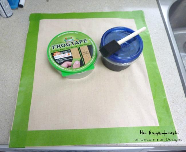 DIY_Chalkboard_Pillow_Tape