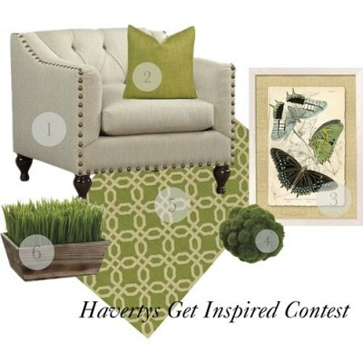 What Inspires Your Design Style? Havertys Get Inspired Contest