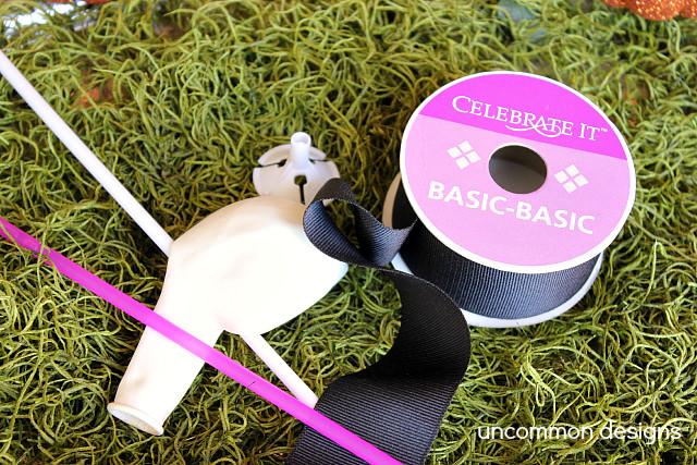 Ghost Balloons Ghost Balloon Craft