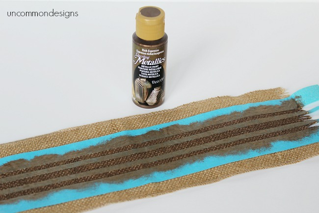 painted_burlap_ticking_stripes_utensil_holder
