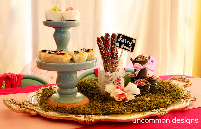 Fairy Tea Party... Fairy Food