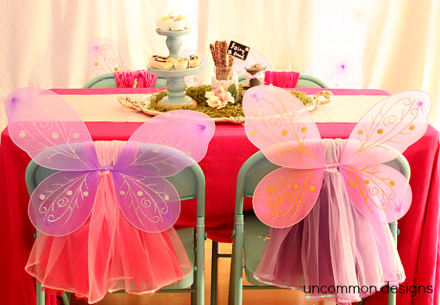 A Fairy Tea Party... So Utterly Adorable