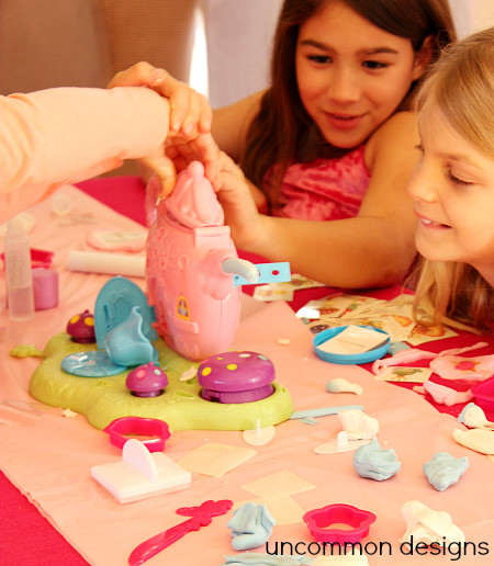 Fairy Tea Party Craft