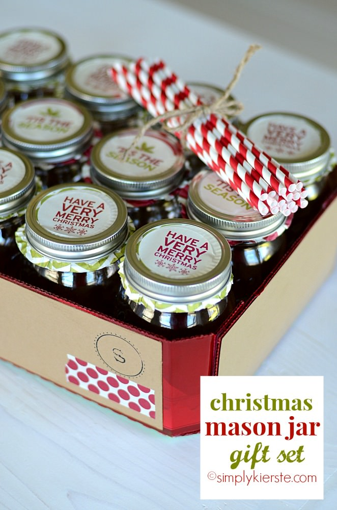 Unique mason jar gift ideas uncommon designs for Cute mason jar christmas gift ideas
