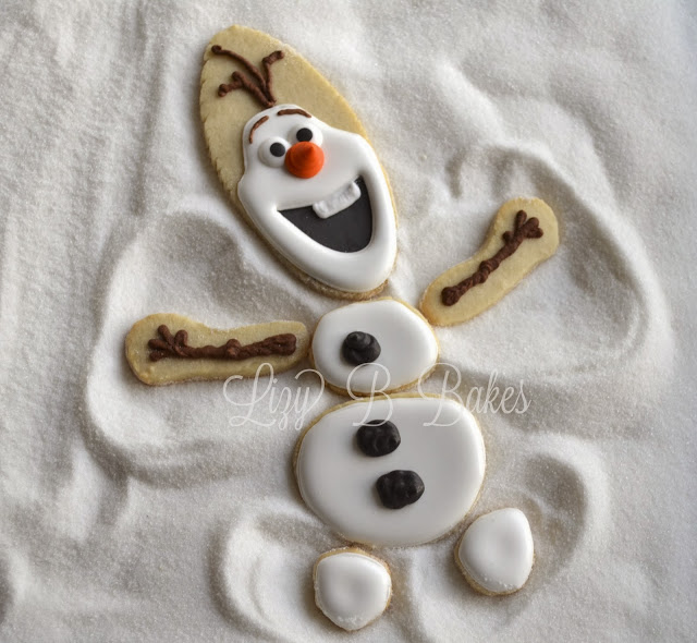 olaf-the-snowman-cookie
