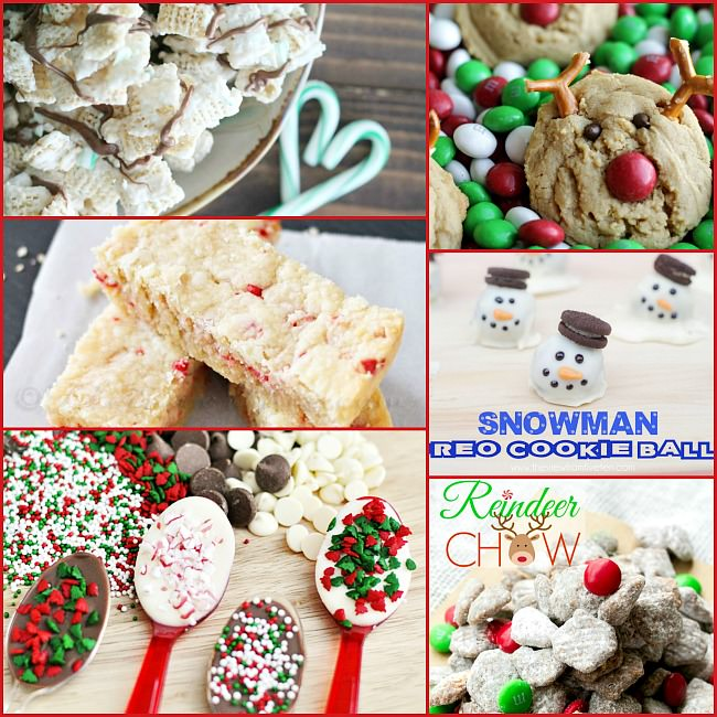 25 Amazing Cookie Swap Recipes from #mondayfunday #recipes #cookieswap #christmas #christmascookies
