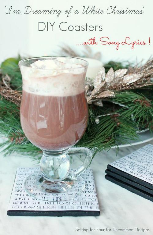 DIY_Christmas_drink_coasters