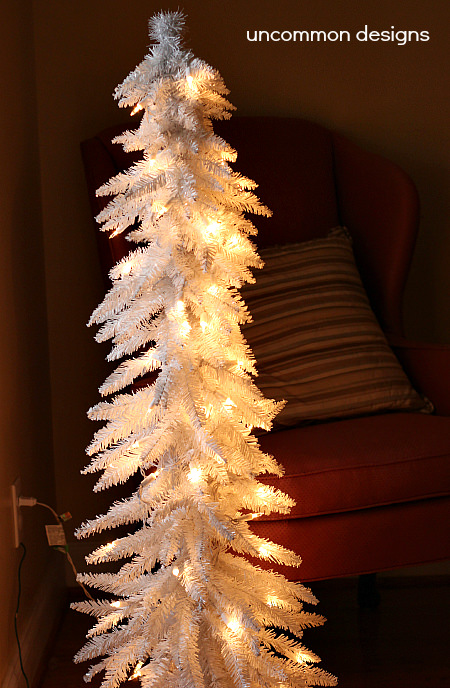 Diy Feather Christmas Tree Uncommon Designs