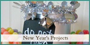 New Year's Projects
