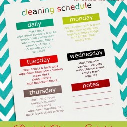Printable -weekly-cleaning-schdeule-uncommondesigns