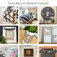 9 Diy Home Projects from Monday Funday