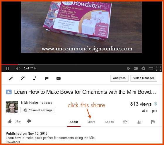 embedding-youtube-video