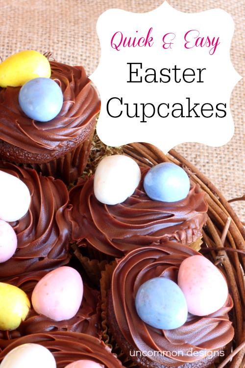 sc 1 st  Uncommon Designs & Easter Cupcake Decorations - Uncommon Designs
