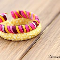fabric-bangle-bracelet