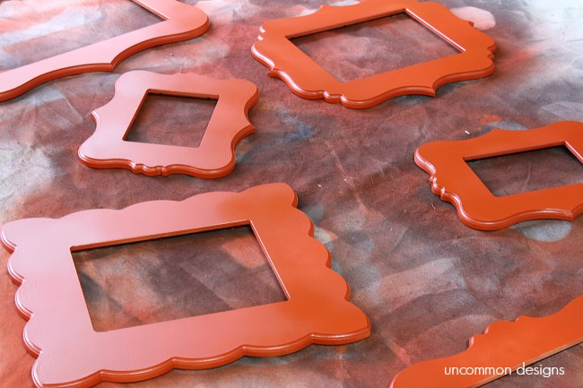 paprika-orange-cut-it-out-frames-spray-paint