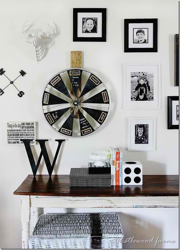 Using Chalkboards in the Home: Chalkboard Projects you Won't want to miss!  by Uncommon Designs