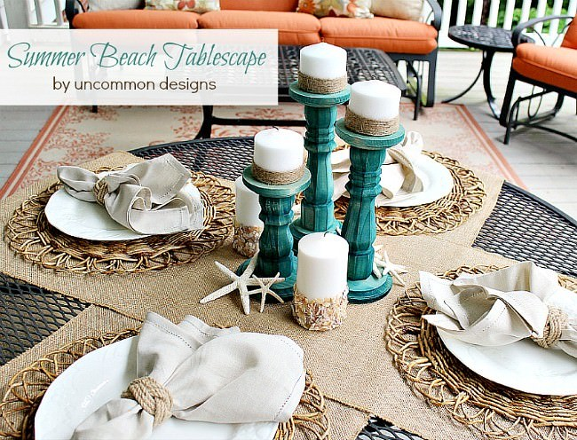 Beach-inspired-summer-tablescape