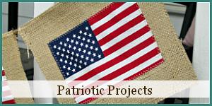 Uncommon Designs Patriotic Projects