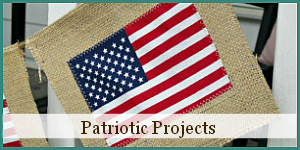 Uncommon Designs Patriotic Projects