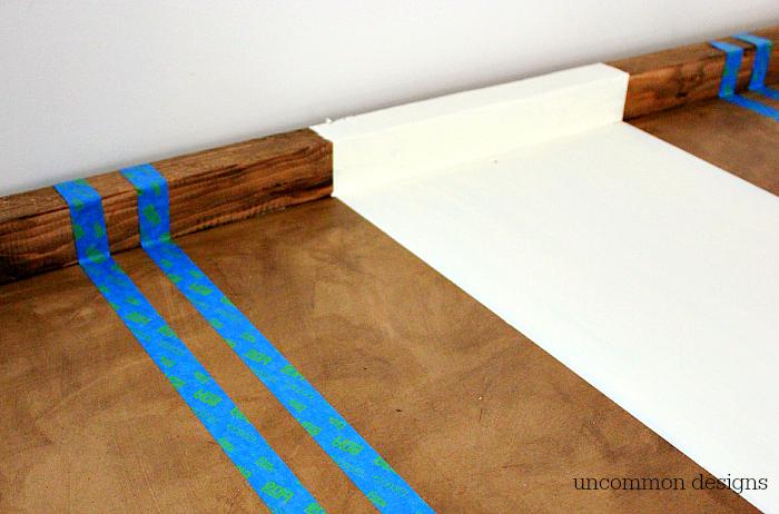diy-striped-workbench-step seven