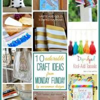 10-adorable-craft-ideas-mondayfunday