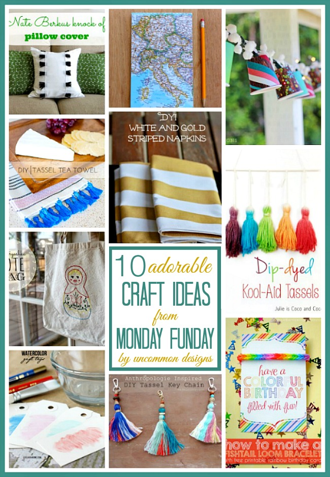10-adorable-craft-ideas-mondayfunday