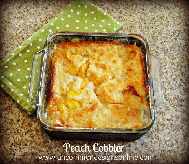 Peach Cobbler Uncommon 2012