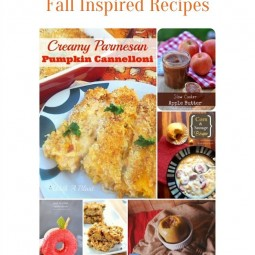 7-fall-inspired-recipes-monday-funday