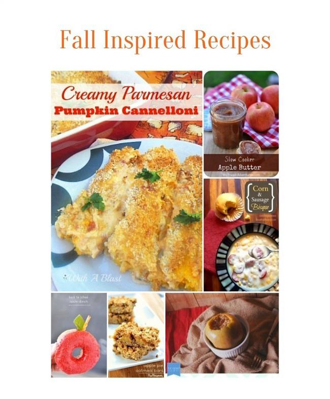 7-fall-inspired-recipes-monday-funday