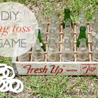 DIY Ring Toss Game... get your game on for your wedding, bbq, or backyard party!