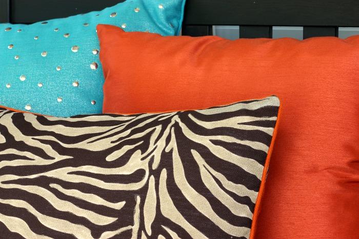fall porch pillows