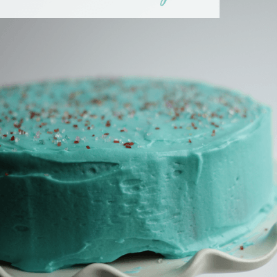 The Best Birthday Buttercream Icing Recipe
