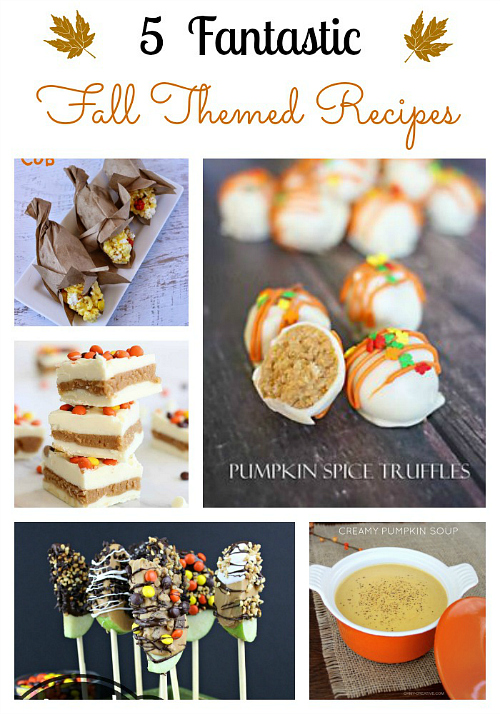 5-Fall-Themed-Recipes-monday-funday