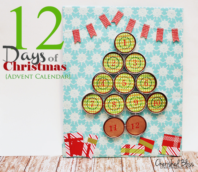 DecoArt BlogCrafts10 Advent Calendar Ideas