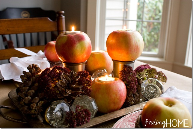 thanksgiving centerpiece idea 3 - Thanksgiving Centerpieces Ideas