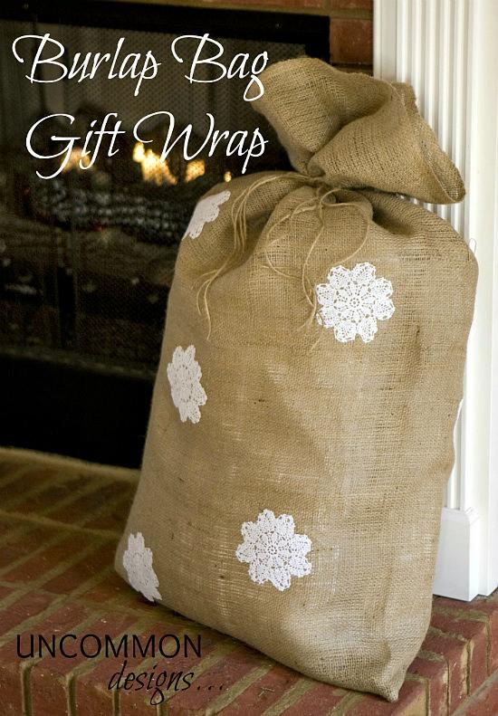 burlap-bag-gift-wrapping