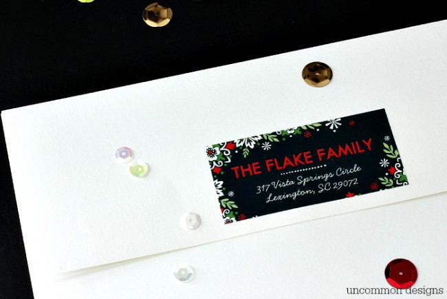 Be ready for Christmas with these Holiday Organization Ideas from Uncommon Designs.
