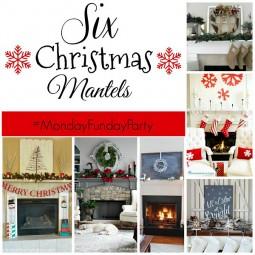 6-Christmas-mantels-monday-funday