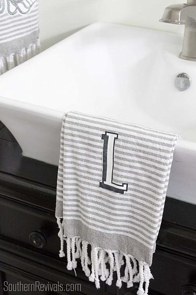 Graphic Towels