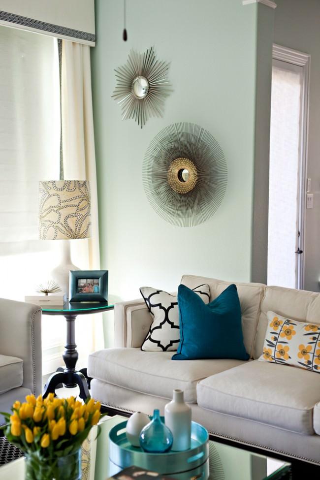 quatrefoil pillow via house of turquoise