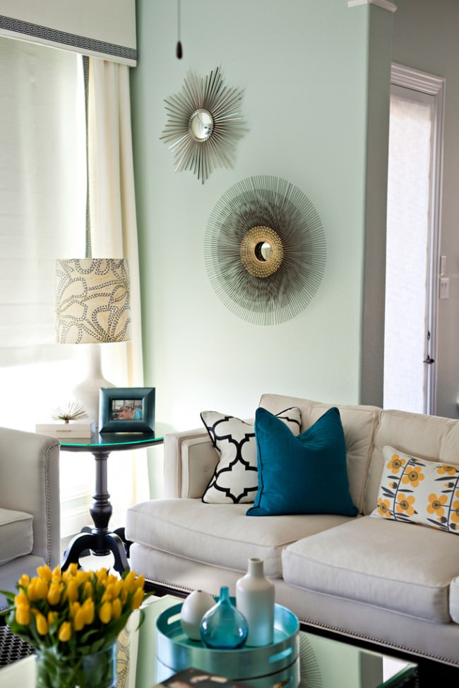 quatrefoil pillow via house of turquoise