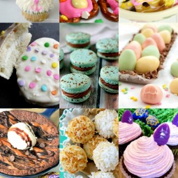 12 Tasty Easter Treats shared on Uncommon Designs