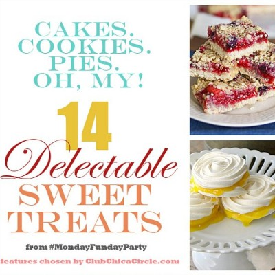 14 Sweet Treats | Monday Funday