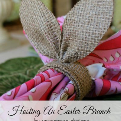Tips For Hosting An Easter Brunch