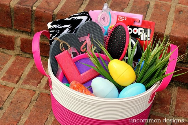 Tween easter basket ideas uncommon designs tween easter basket ideas negle Images