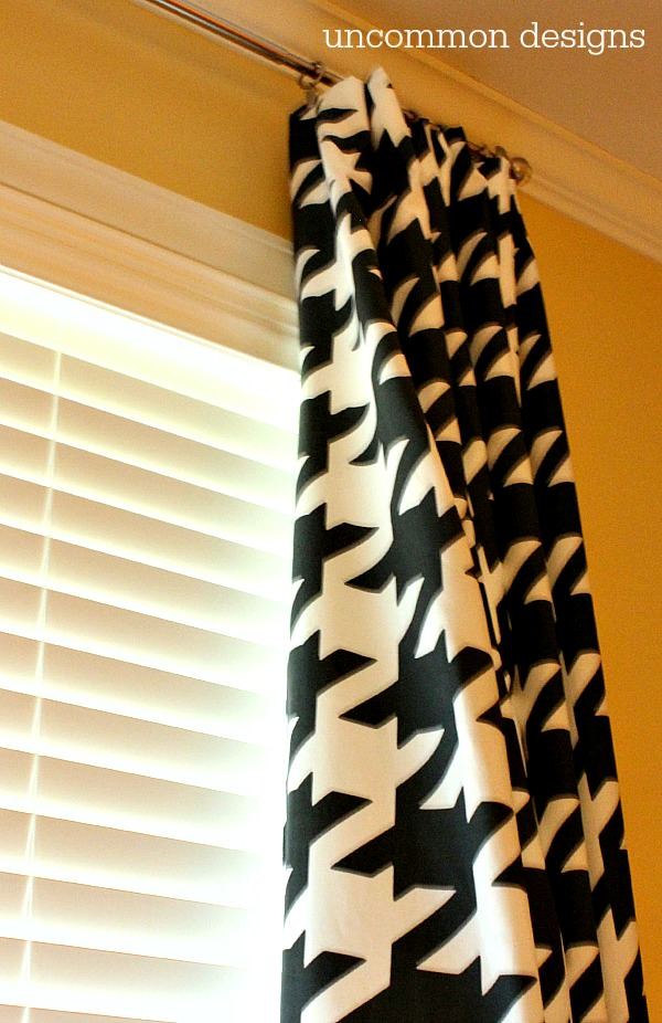 Tips for Sewing Curtains by Uncommon Designs