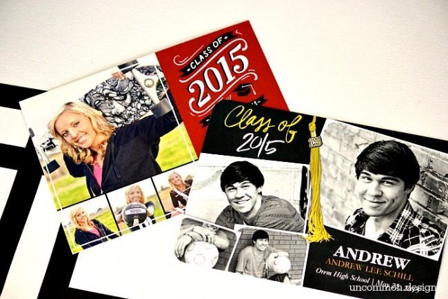 Graduation Announcements #ShutterflyGrad #ad