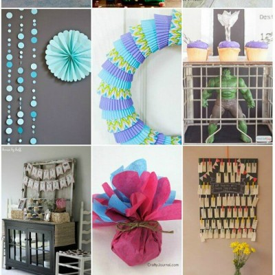 12 Great Party Ideas | Monday Funday