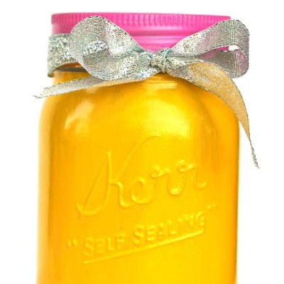 Back to School Mason Jar