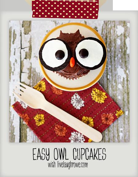 Edible-Owl-Cupcakes